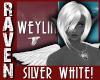 WEYLIN SILVER WHITE!