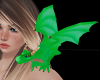 Baby dragon shoulder