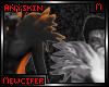 M! Anyskin Shoulder Fur