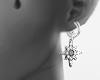 ♔│Star Earrings -l