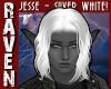 JESSE SILVER WHITE!