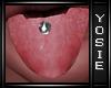 ~Y~Tongue Piercing