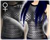 !T Hinata net undershirt