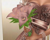 Bridesmaid Rose Bouquet