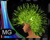 (MG)Rave ToxicGreen Hair
