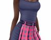 E* Dress+skirt  RL