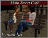 ~L~ Cafe - Bench