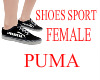 SHOES SPORT PUMA FEMALE