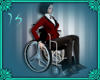 (IS) Toto's Wheelchair