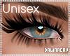 Unisex Serene Aqua Eyes