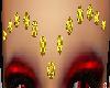 face piercings gold