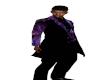 TEF BLACKPURPLE FULLSUIT