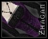 [Z] Karliyah Gown purple