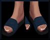 [LM]M Sandals-Blue