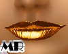 *MR* Gold lips