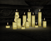S= candles Santuary e