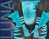 BlueKitsuneArmFur