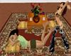 [E] Couple Kissing Rug