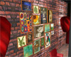 Wall of art inspiration