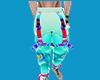 Pants Blue C 584