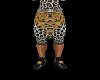 King of VERSACE Shorts