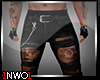 Pants Tatto Black