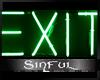 Neon Signs | EXIT