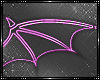 [AW] Pink Neon Wings