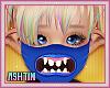 ! KID Blue Monster Mask