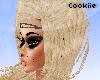 {CC} Lisa Hair Blonde