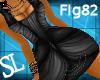 [SL]Goth Dress Fig82 blk