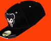 F. Black Cubs Cap