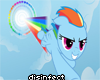 [Dis]: Dash Rainboom