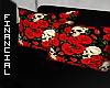 ϟ Skull Rose Couch