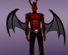 Demon Wings Black