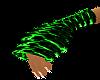GREEN LIGHTNING WARMERS