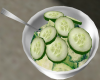 l Bowl Of Cucumbers♥ l