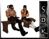 #SDK# D Medieval Bench 2