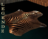 Fox/Tiger Rug