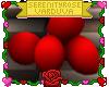S! Red Balloons. Floor