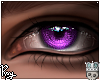 Pious Eyes - Violet