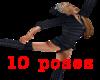 funny skating animation