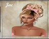 JAC..50'S UP PINK BOW BL