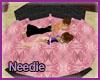 Rotating Bed - Pink