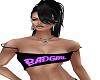 BadGirl crop vest