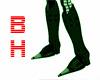 [BH]VAMP Green Boots