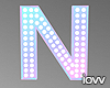 """Iv""""Letters N"""