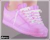 ! Purple cute sneakers
