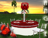 Red/White Wedding Table
