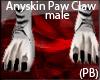 {PB}Anyskin Paw Claws(M)